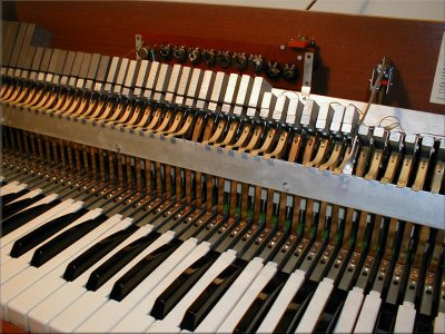 rhodes wurlitzer clavinet piano reparatur service taste und technik. Black Bedroom Furniture Sets. Home Design Ideas