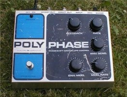 EH PolyPhase Phaser
